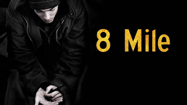 Eminem in eight mile filmleri