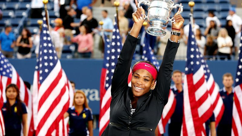 Serena Williams Height and Weight