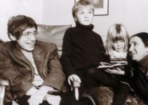 Stephen Hawking Children